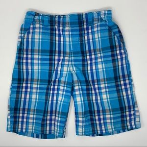 Garanimals | Blue Plaid Shorts